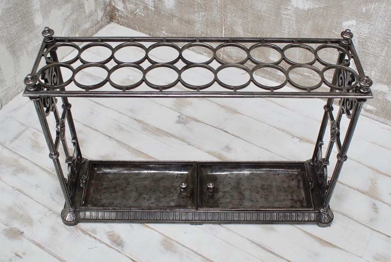 19th Century Coalbrookdale Cast Iron stick Stand-clubhouse-interiors-ltd--dsc8369-main-636961152109143570.jpg