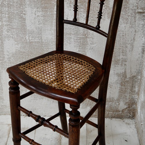Victorian Childs Correctional Chair
