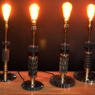 Confectionary Mould Lamps