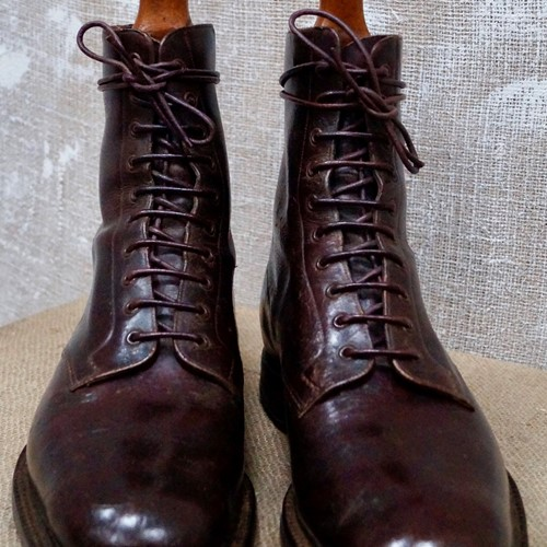 Vintage Ankle Rise Countrymen's Boots and Original