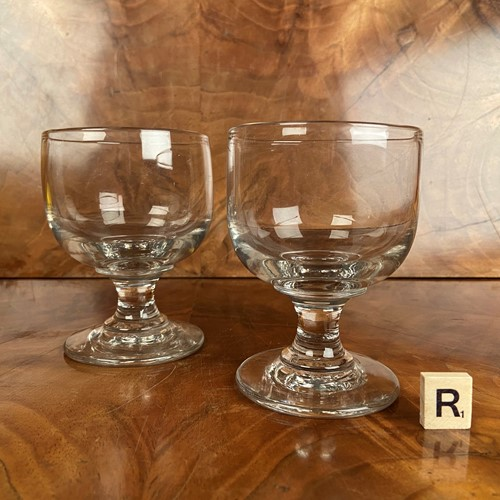 Pair of Georgian Goblets