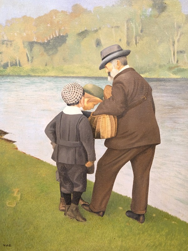 *SALE* Curious Boys Oil Painting-cunningham-white-s-curious-boys-oil-painting-2-main-636644780251735787.jpg