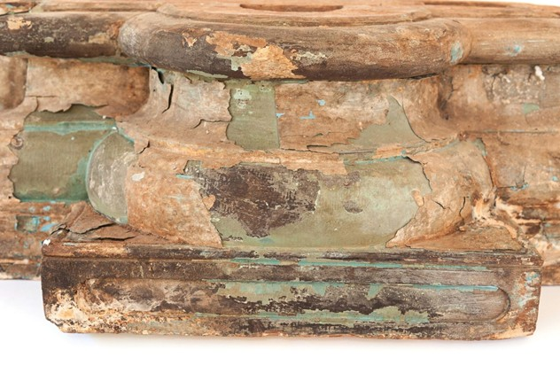 Antique french wooden corbel fragment orig paint-decorative-antiques-uk-FRAGMENT112_main_636112719096978103.JPG