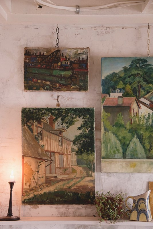 Vintage farmhouse painting on canvas-dig-haushizzle-thumbnail-vintagepaintingofenglishcountrycottage-main-637066732815366147.jpg