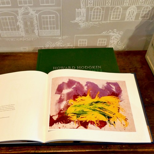 Howard Hodgkin Alan Christea Gallery Catalogues