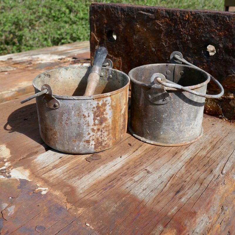 Pair of Galvanised Paint Kettles-eco-editions-paint-4-main-637242960052633766.jpg