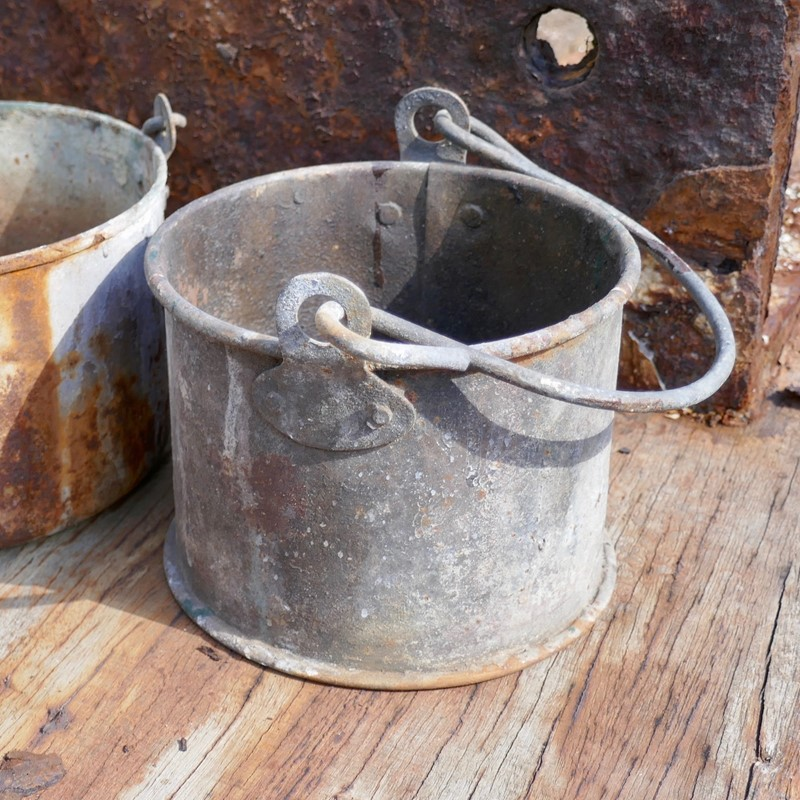 Pair of Galvanised Paint Kettles-eco-editions-paint-5-main-637242960233627861.jpg