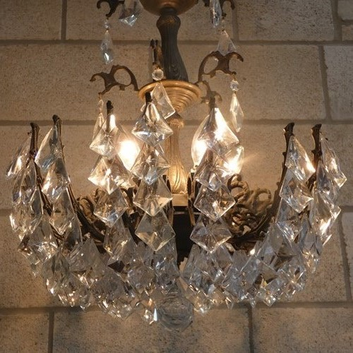 Multi Arm Chandelier With 20 Arms