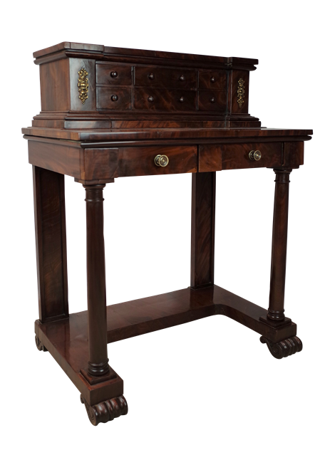 Empire Flame Mahogany Bonheur De Jour -fontaine-decorative-FON1076_C_main_636476474593649639.png