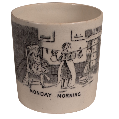 Monday Morning Cup