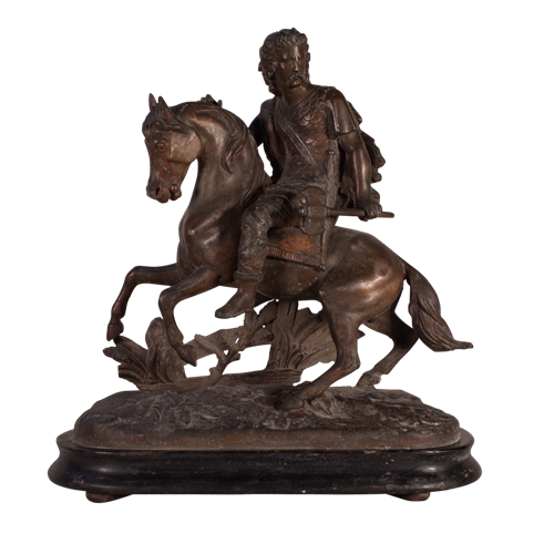 Spelter Warrior