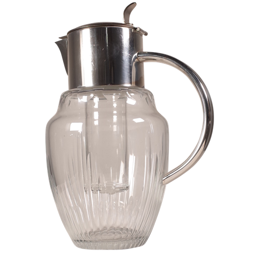 Glass Lemonade Jug