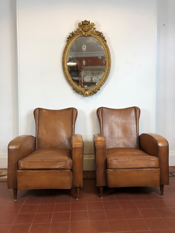 A stunning pair of French leather club chairs -franklin-hare-6983e38b-d41e-456d-ad3b-9b905790775d-main-637078946300887060.jpeg