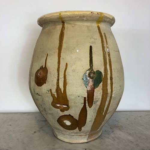 Large biot / or olive jar