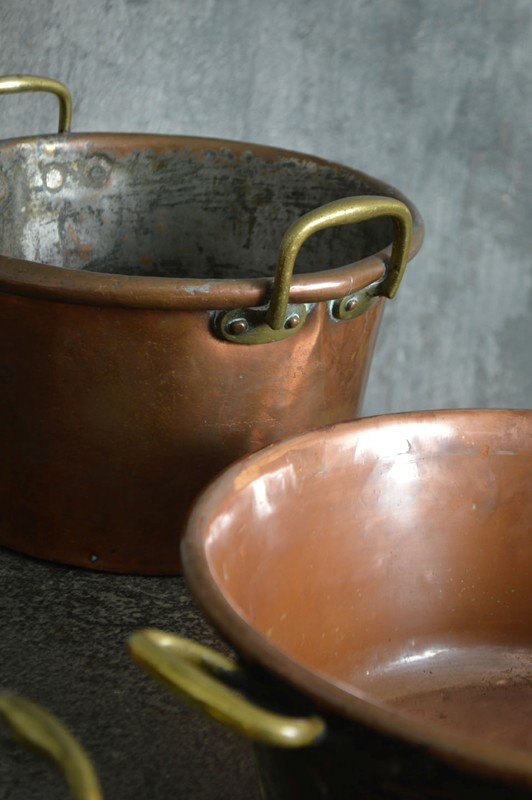 A selection of large French cooking pans-french-loft-D1854.D-main-636605490606976707.jpg