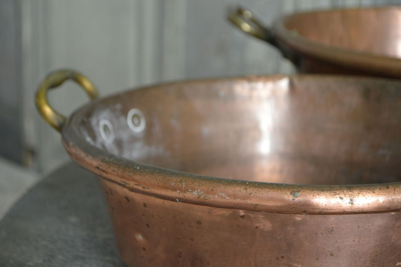 A selection of large French cooking pans-french-loft-D1854.F-main-636605490805262875.jpg