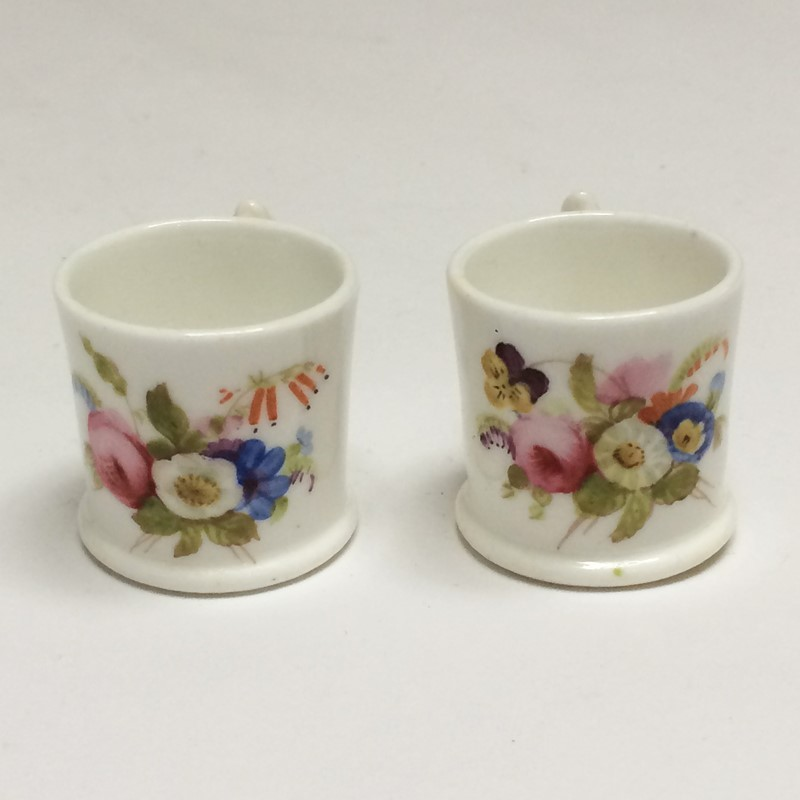 Hand Painted Pair Of Miniature Porcelain Mugs-general-store-no-2-1-main-637395801207111953.JPG