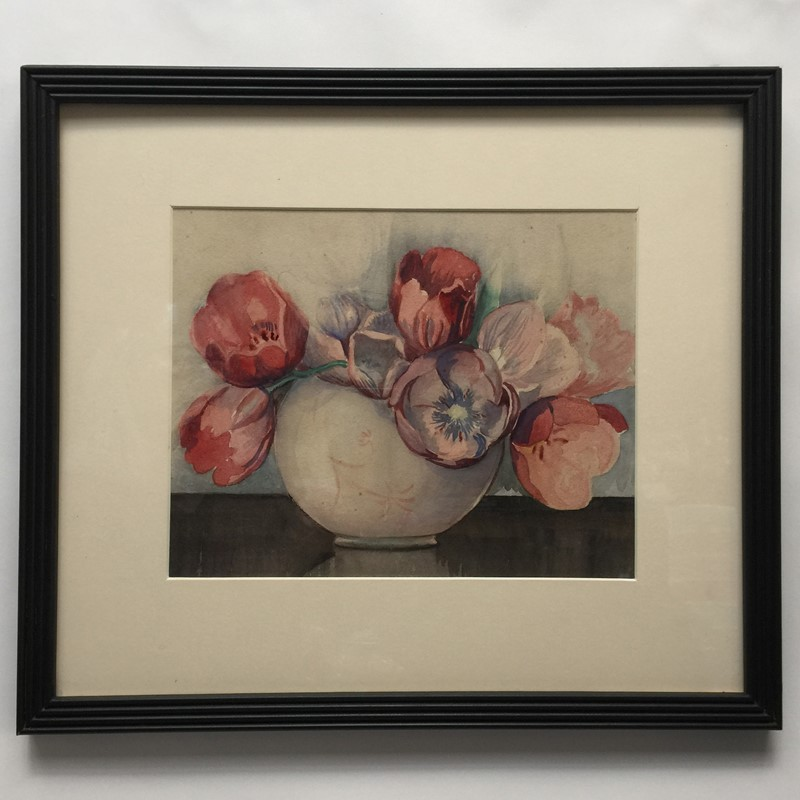 1930's Watercolour Of Tulips -general-store-no-2-1-main-637478688090208035.JPG