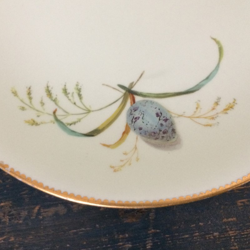 'Blackbird Eggs' 19th Century Brownfield Plate-general-store-no-2-4-main-637306775419685818.JPG