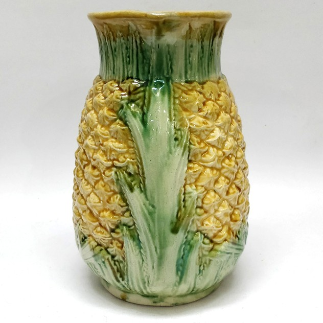 C19th Pineapple majolica jug-general-store-no-2-IMG_20180301_144928_main_636555303615338451.jpg