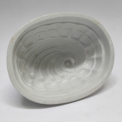 Shell  jelly mould