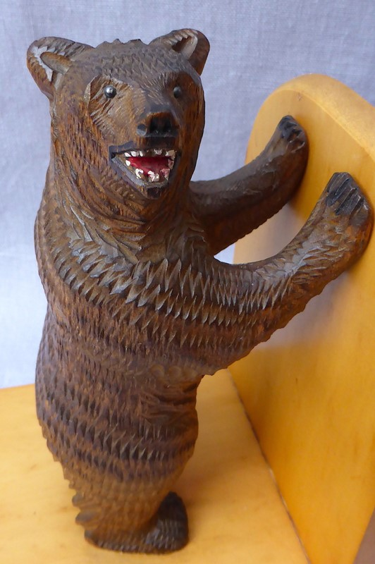 Pair of mid 20thC Black Forest bear bookends-ginger-tom-s-curious-eclectic-ce179d-hoarde-main-637007031969608843.JPG