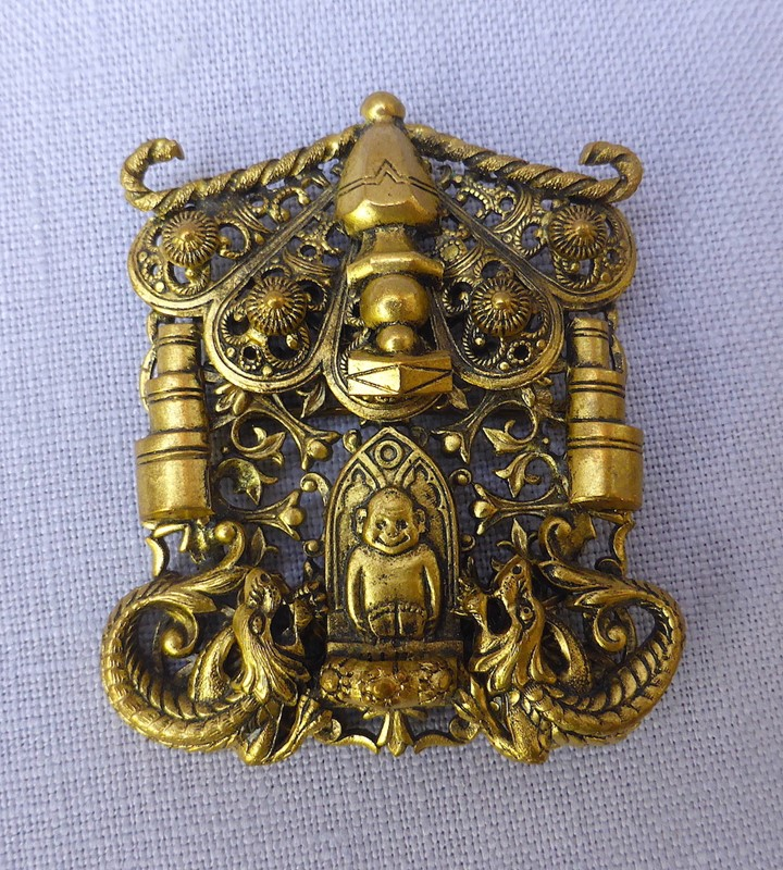 1930s Oriental Style Billiken Good Luck Brooch-ginger-tom-s-curious-eclectic-ce513a-hoarde-main-637310266768752346.JPG