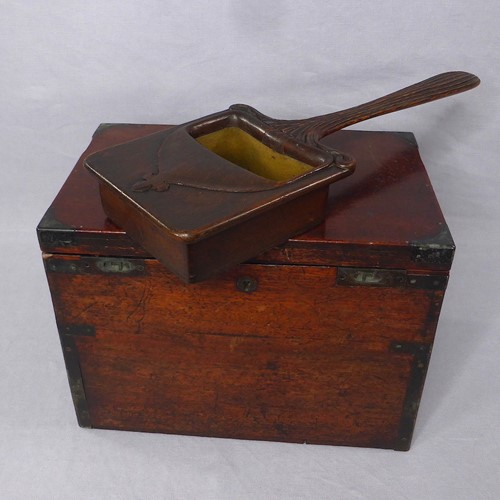Victorian Church Offertory Box