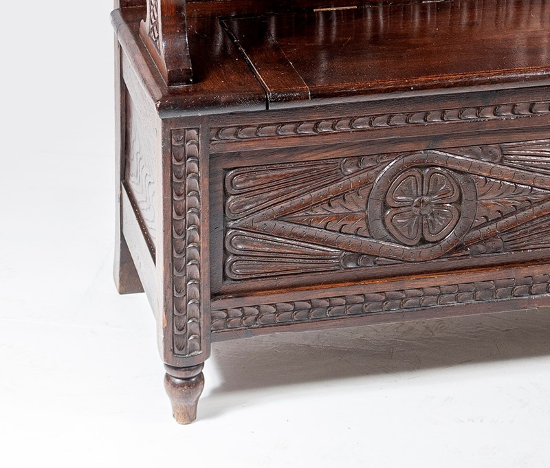 Aesthetic Carved Oak Box Settle-greencore-design-antique-carved-oak-box-settle-2-main-637368938405507172.jpg