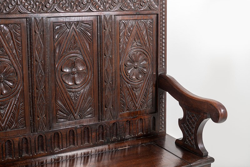 Aesthetic Carved Oak Box Settle-greencore-design-antique-carved-oak-box-settle-7-main-637368938444321715.jpg