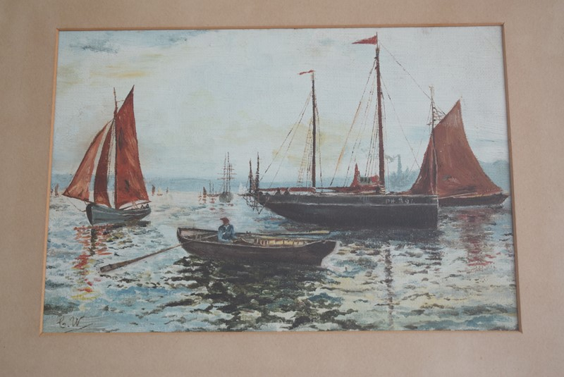 Oil Painting Plymouth Fishing Boats-grumbla-lane-dsc-5909-main-637529764906517571.JPG