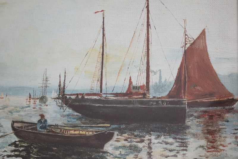 Oil Painting Plymouth Fishing Boats-grumbla-lane-dsc-5926-main-637529765337608955.JPG