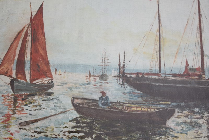 Oil Painting Plymouth Fishing Boats-grumbla-lane-dsc-5928-main-637529765353858630.JPG