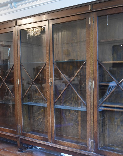 18 FOOT WIDE OAK DISPLAY CABINET-haes-antiques-18 FT WIDE HOS CABINET (26) FM_main_636459482457457594.jpg