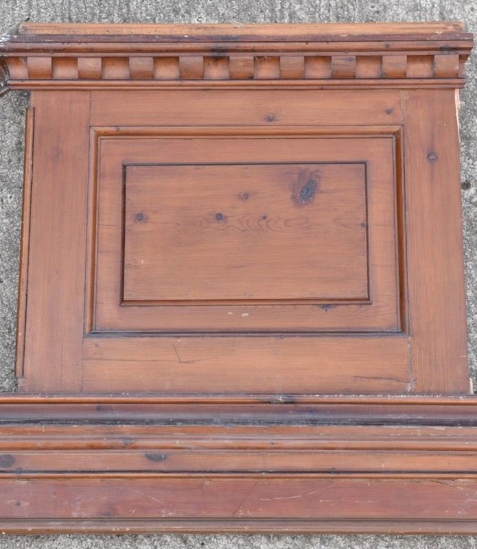 27 Metres Antique Dado Low Panelling-haes-antiques-COVENTRY CHURCH -made up panel (4)-main-636611998660086331.JPG
