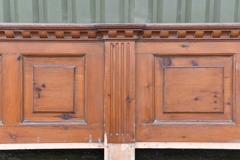 27 Metres Antique Dado Low Panelling-haes-antiques-COVENTRY CHURCH-Panel 2 559cm (8)-main-636611998369443427.JPG