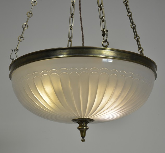 F & c osler bronze mounted dish pendant light-haes-antiques-FC (2)_main_636452552402530411.JPG
