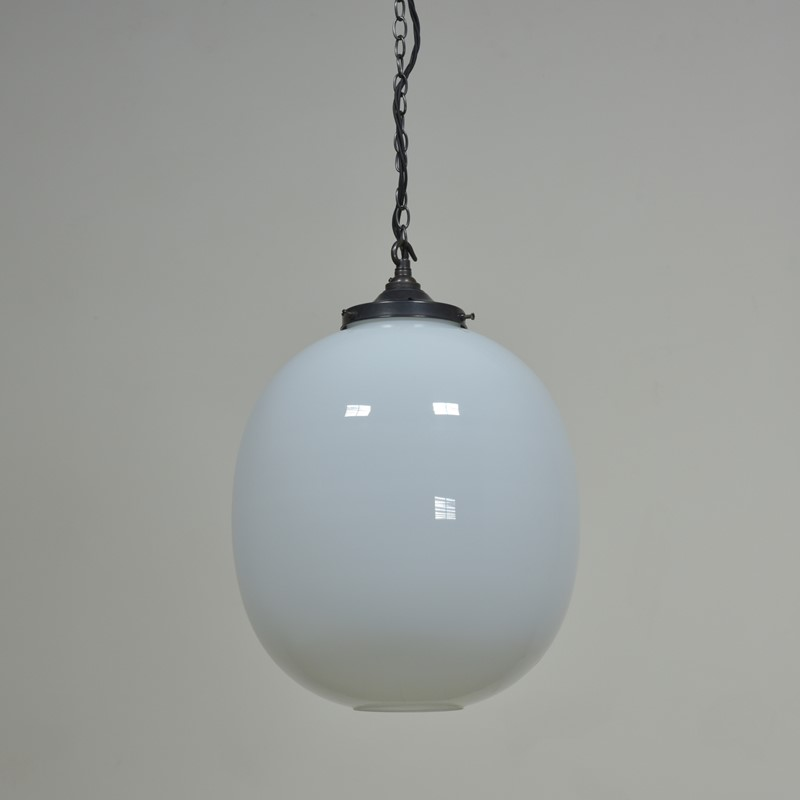 Large ovoid opal glass pendant light-haes-antiques-dsc-8134cr-fm-main-637079817607598931.jpg