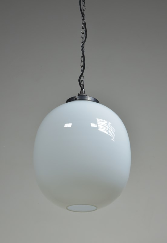 Large ovoid opal glass pendant light-haes-antiques-dsc-8149cr-fm-main-637079817756603200.jpg