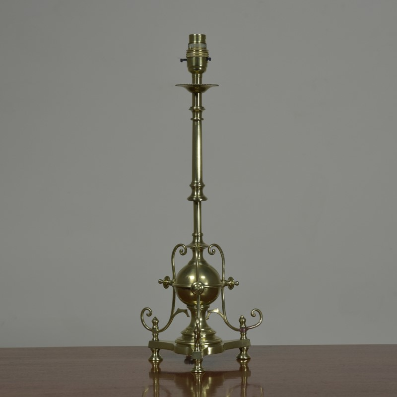 Aesthetic period brass table lamp-haes-antiques-dsc-9148cr-fm-main-637073783589189028.jpg