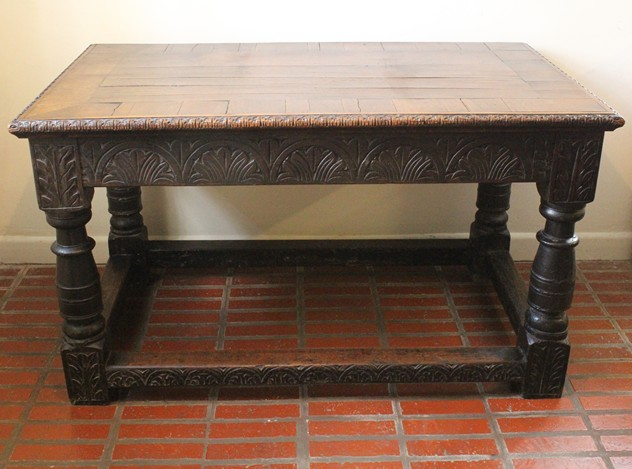 17th/19th Century Carved Oak Refectory Table-hand-of-glory-Oak Refectory Table Hand of Glory Antiques_main_636349642598091603.JPG