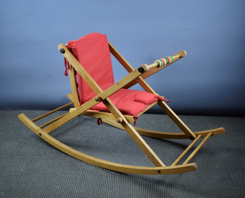 Vintage 1960's Baby's Rocking Chair-hand-of-glory-fullsizeoutput-1c72-main-636851318535937840.jpeg
