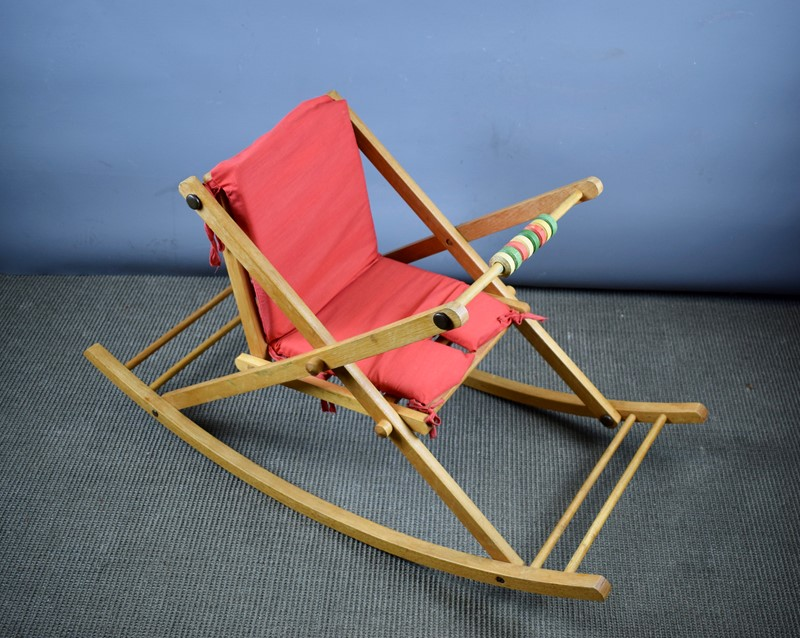 Vintage 1960's Baby's Rocking Chair-hand-of-glory-fullsizeoutput-1c73-main-636851319030061227.jpeg