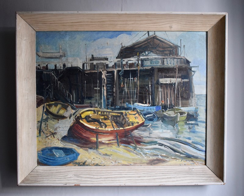 W. L. Fenner Painting of Fishing Boats Broadstairs-hand-of-glory-fullsizeoutput-1d28-main-636983801758069075.jpeg