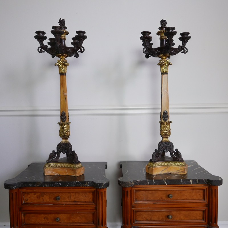 Remarkable Pair of Sienna Marble Candlesticks-joseph-berry-interiors-IMG_1640-main-636728911571203775.JPG