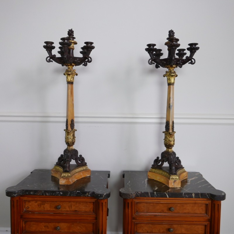 Remarkable Pair of Sienna Marble Candlesticks-joseph-berry-interiors-IMG_1645-main-636728911408487431.JPG