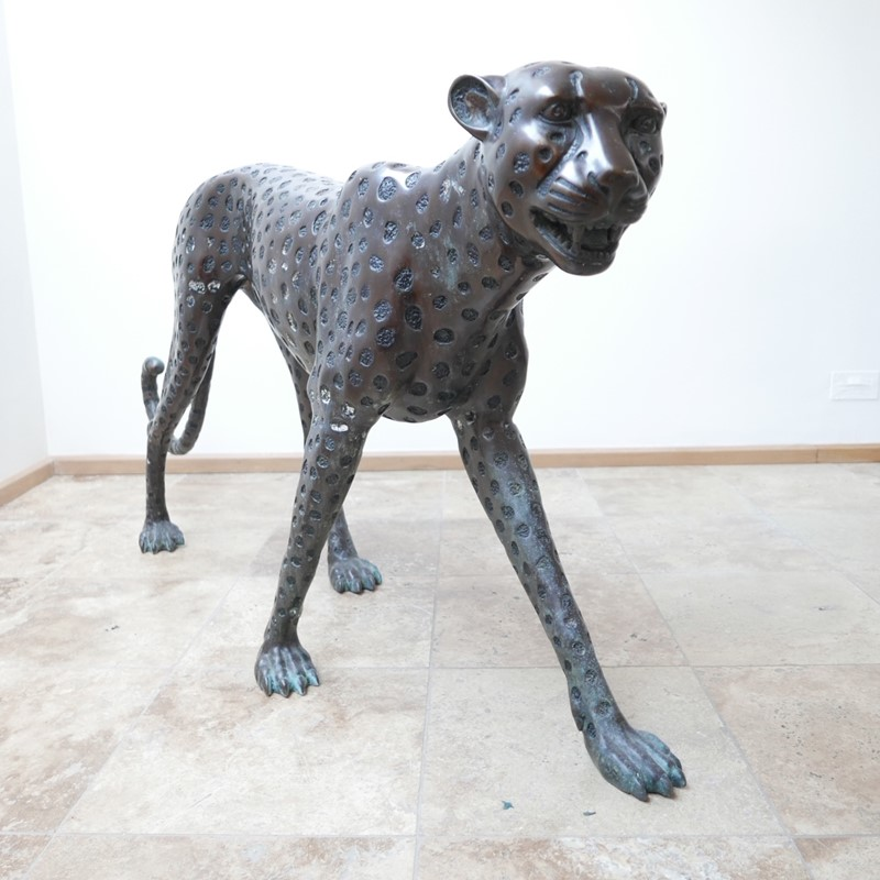 Life Size Mid-Century Patinated Bronze Cheetah-joseph-berry-interiors-img-3561-main-637087282125055371.JPG