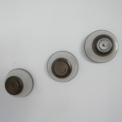 Italian Mid-Century Wall or Ceiling Lights
