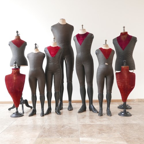 Stockman Mannequin Collection (9)