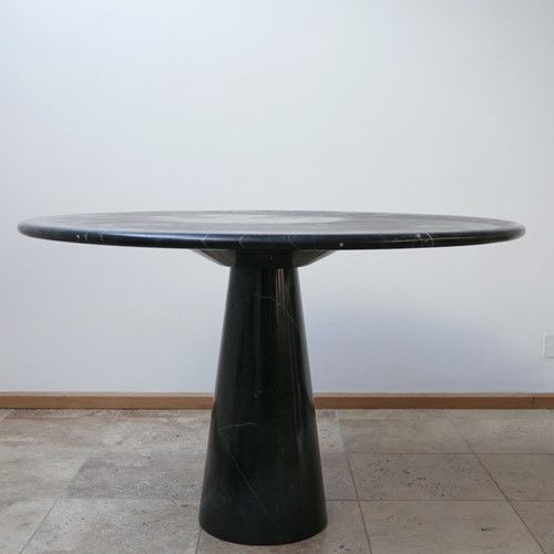 Angelo Mangiarotti Mid-Century Marble Dining table
